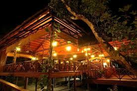 Tungog Rainforest Eco Camp